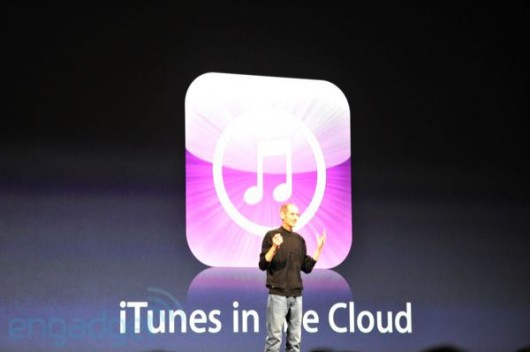 iTunes Match wwdc 2011
