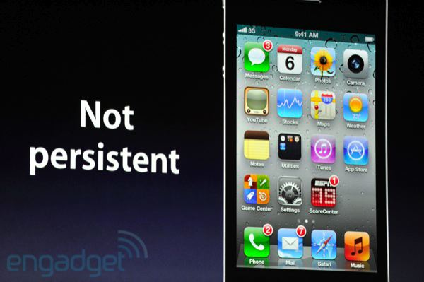 Notifiche iOS 5