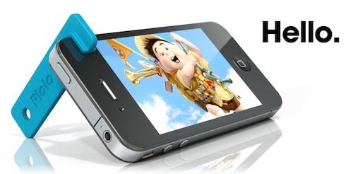 Contest: AppleRumors vi regala 4 stand Piolo per iPhone 4 (Vincitori)