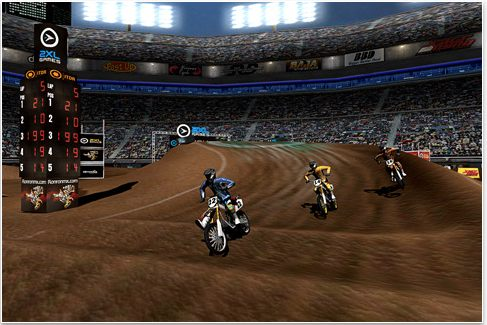 2XL Supercross HD per iPhone e iPad disponibile per poche ore gratuitamente