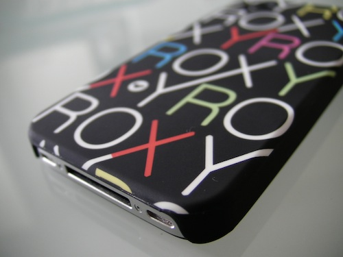 Recensione custodia Roxy per iPhone 4 by Proporta