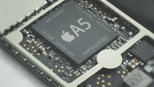 apple A5 processore iPhone 5