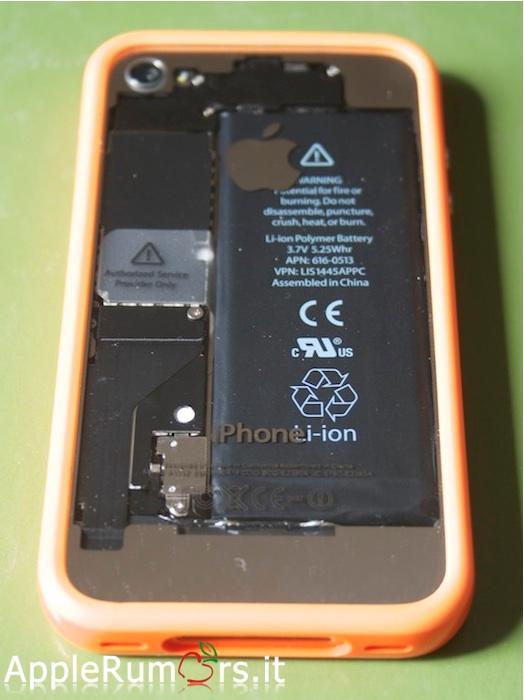 Guida: sostituzione cover posteriore iPhone 4