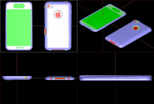 design iphone 5