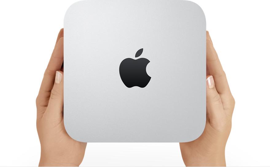 Nuovi Mac Mini disponibili, fino a 2 volte più veloci!