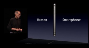 The thinnest phone on Planet