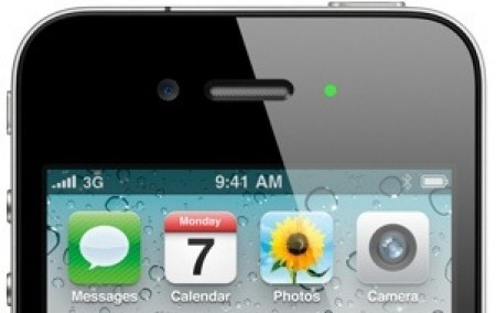 iphone 5 LED di stato