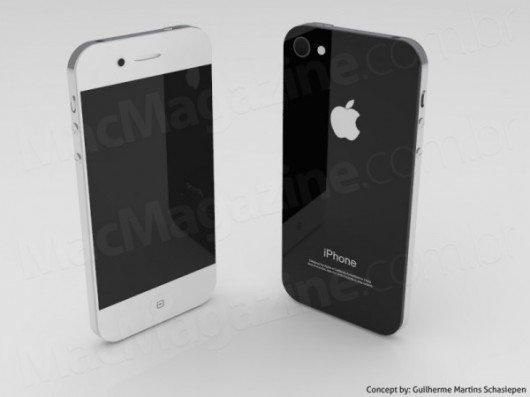 imamgine iphone 5