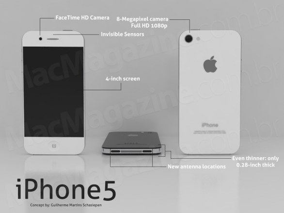 immagine iphone 5