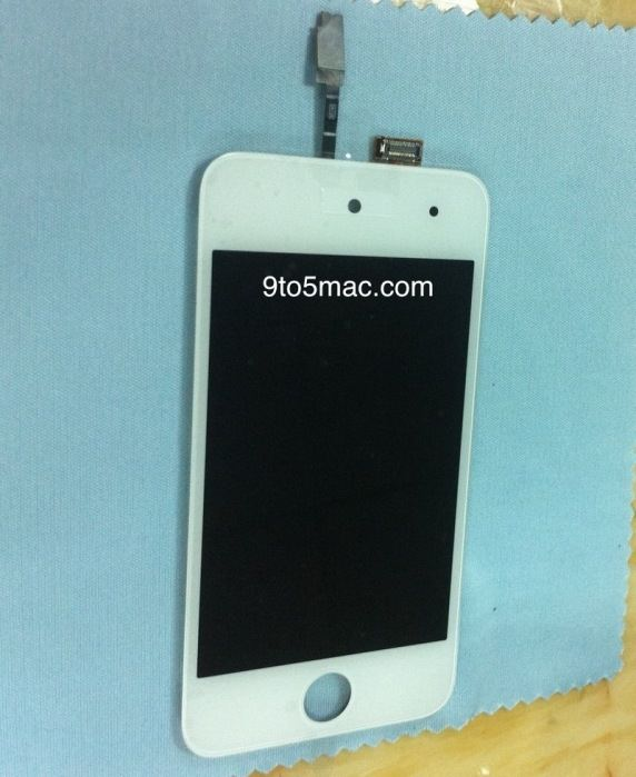 iPod touch 5G bianco