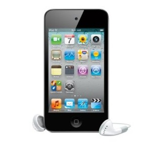 Offerte: iPod touch 4G da 8 GB a 197,99 € su Amazon