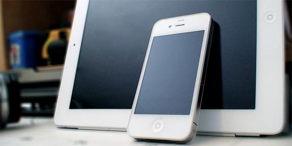 iphone 4 e ipad 2