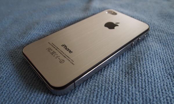 iPhone 5 alluminio