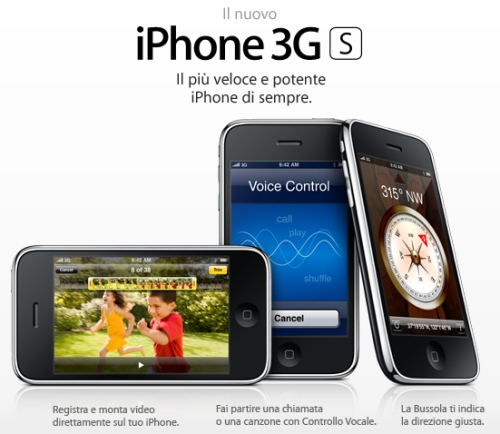 iPhone 3Gs: con l'arrivo dell'iPhone 5 il prezzo potrebbe calare