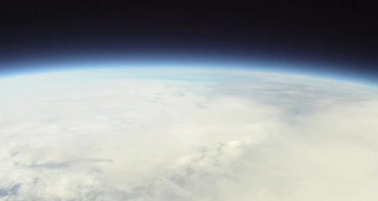 iPhone 4 nuovamente nello spazio