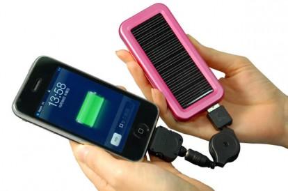 iPhone pannelli solari