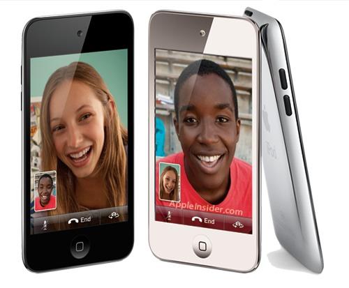 Unica novità per l'iPod touch 5G, la colorazione bianca