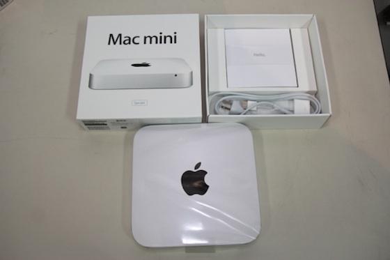 Benchmark Mac mini 2011 con significativi incrementi di prestazioni