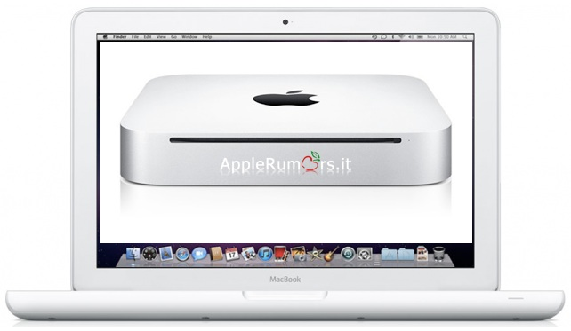 Macbook bianco 2011 e Mac mini 2011, lancio imminente?