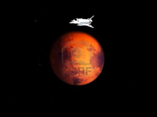 spazio e navicella