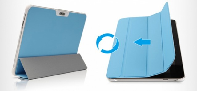 Smart Case per Galaxy Tab 10.1