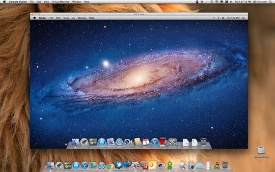 Disponibile la GM di OS X Lion, versione finale più vicino