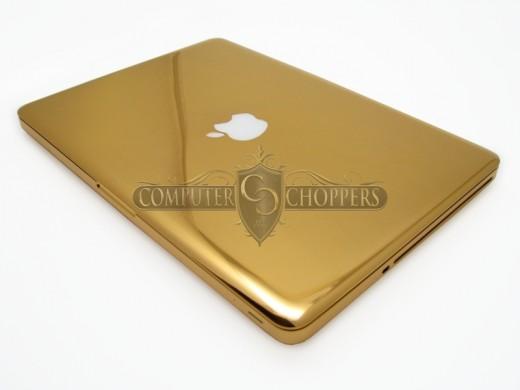 Macbook Pro oro