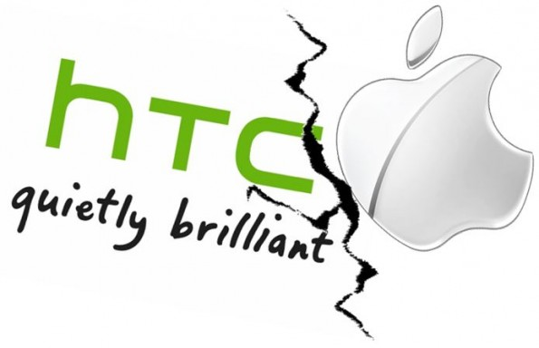 apple contro htc