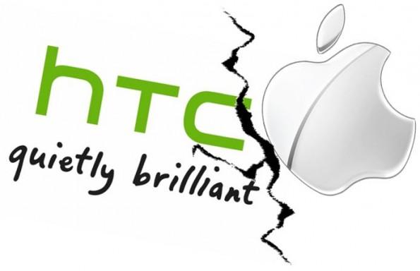 htc vs apple brevetti