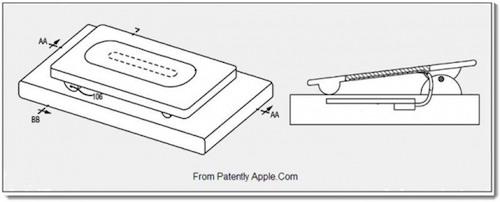 brevetto ipod nano wifi