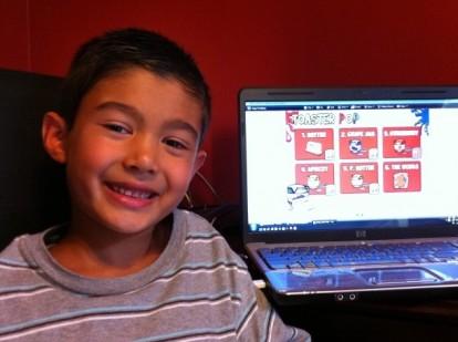 sviluppatore a 7 anni