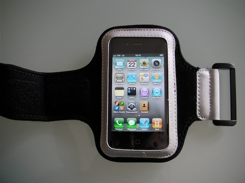 Recensione Sports Armband per iPhone 4 by Proporta