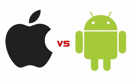 android vs Apple