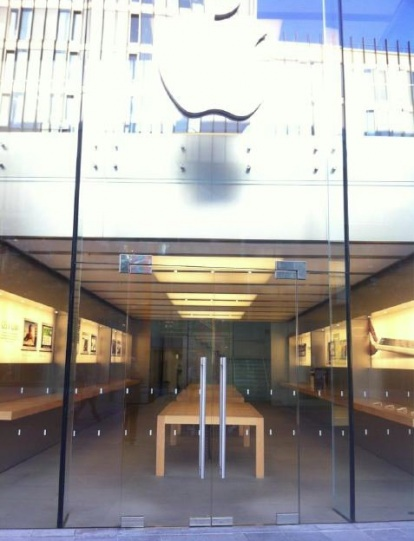 apple store regno unito