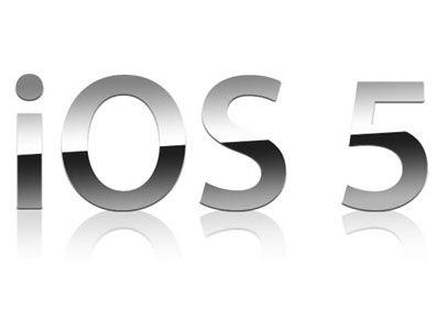 logo iOS 5