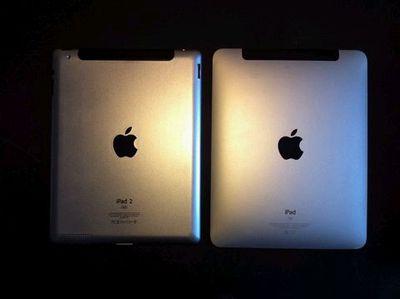 iPad 1 and 2
