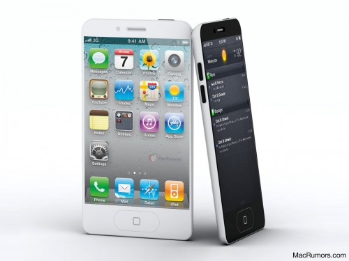 iPhone 5 macrumors