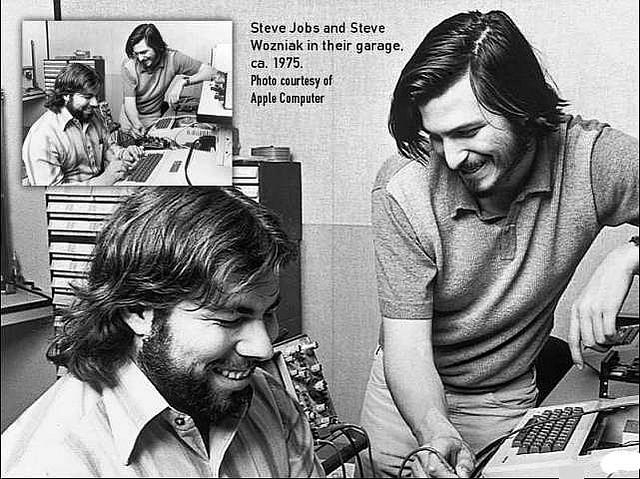 La reazione di Steve Wozniak alle dimissioni di Steve Jobs