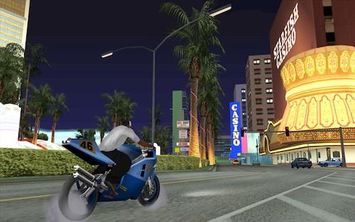 Grand Theft Auto Sant'Andreas