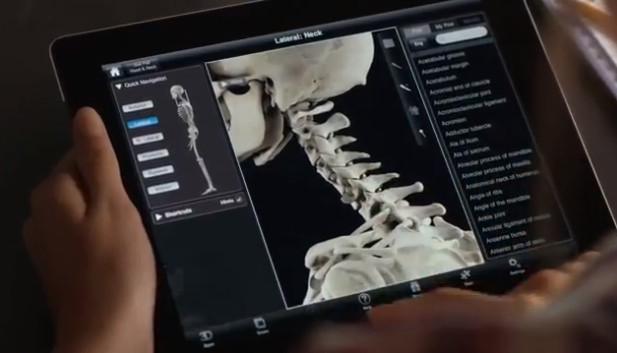 iPad 5 spot tv