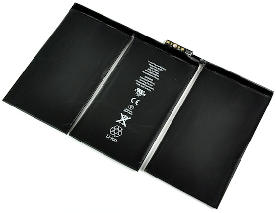 batteria iPad 2