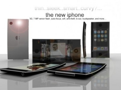 iphone 6 schermo curvo