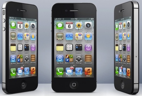 iphone 4 design