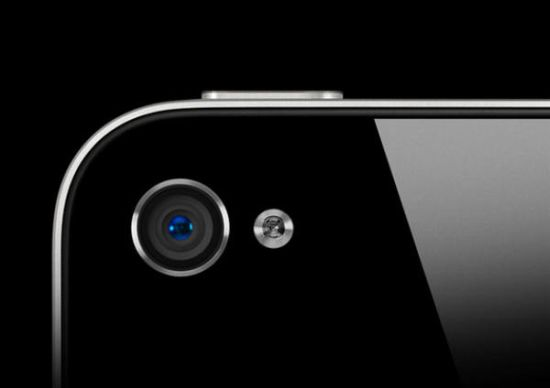 Altre conferme, iPhone 5 con 8 Megapixel Camera
