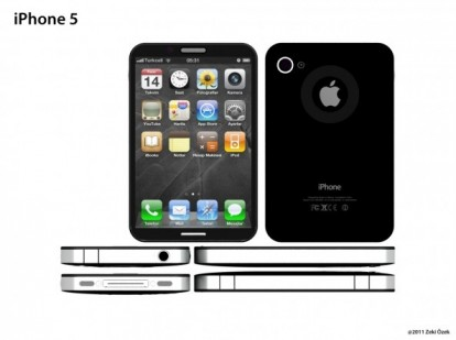 iPhone 5 nano concept