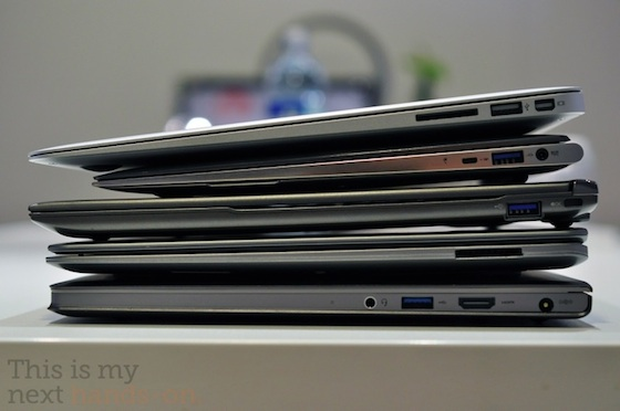 Gli UltraBook non possono competere con i MacBook Air?