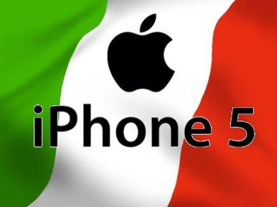 iPhone 5 Italia