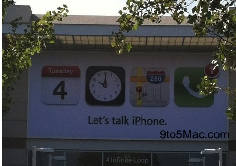 "Riflessioni sul Keynote ""Let's talk iPhone"""