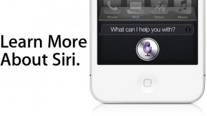 Siri assistente vocali iPhone
