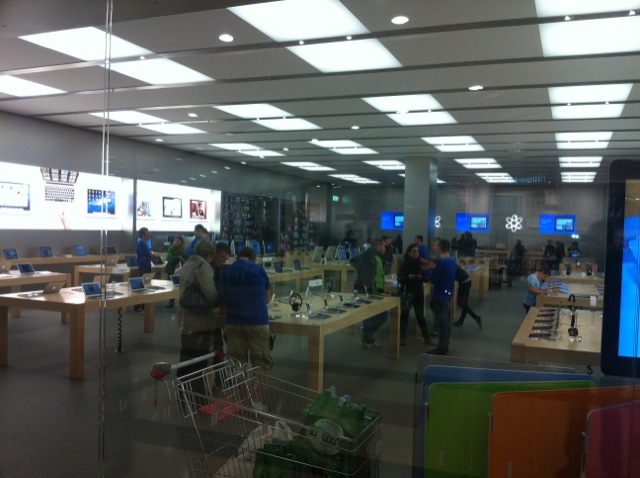 apple store rozzano iphone 4s